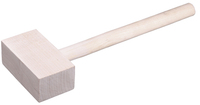 Киянка деревянная прямоугольная