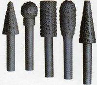 Набор бор-фрез металлических, 5 шт