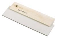 Шпатель резиновый для фуговки белый