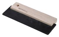 Шпатель резиновый для фуговки черный