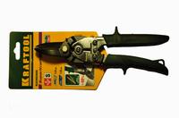 Ножницы по металлу KRAFTOOL SUPER-Kraft 260 мм, прямые, Cr-MO (2324-S)