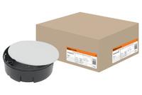 Монтажная коробка  СП D75х15мм TDM