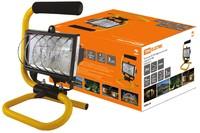 Прожектор ИО500П (переноска) галоген.черный