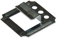Крепеж для вагонки (кляймер) 1 мм