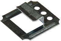 Крепеж для вагонки (кляймер) 2 мм