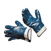 Перчатки нитриловые МБС, полный облив