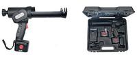 MIT-MAK Аккумуляторный пистолет для картриджа 380, 400, 420 мл