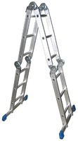 Алюминиевая лестница-трансформер LWI 4x3