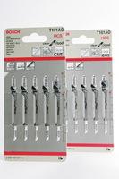 Пилки для электролобзика BOSCH T101 AO