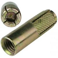 Цанга (анкер забивной) 6 мм (8x25)