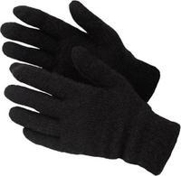 Перчатки трикотажные, 7 класс, утепленные, L-XL
