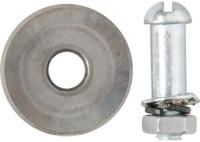 """Ролик для плиткореза """"MTX"""" 22x10.5x2 мм (87670)"""
