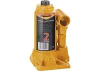 Домкрат гидравлический бутылочный, 2 т, h подъема 148–278 мм SPARTA (50321)