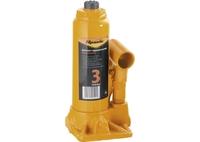 Домкрат гидравлический бутылочный, 3т, h подъема 180-340 мм SPARTA (50322)