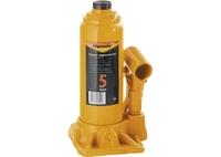 Домкрат гидравлический бутылочный, 5 т, h подъема 195-380 мм SPARTA (50323)