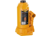 Домкрат гидравлический бутылочный, 8 т, h подъема 200-385 мм SPARTA (50324)