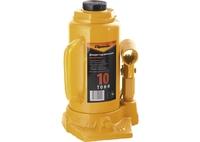 Домкрат гидравлический бутылочный, 10 т, h подъема 200-385 мм SPARTA (50325)