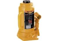 Домкрат гидравлический бутылочный, 16 т, h подъема 220-420 мм SPARTA (50327)