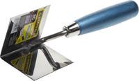Кельма STAYER для внутренних углов, нержавеющее полотно, 80х60 мм (0836)