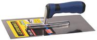Гладилка STAYER нержавеющая с двухкомпонентной ручкой, 130x280 мм (0805)
