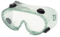 """Очки защитные """"STAER"""" самосборные закрытого типа с непрямой вентиляцией, поликарбоновые прозрачные"""