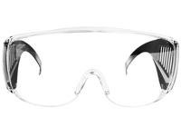 Очки защитные с душками прозрачные