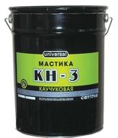 Мастика каучуковая Гермес КН-3, 20кг