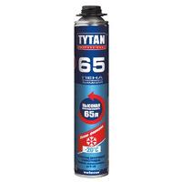 Пена монтажная Tytan Professional 65 зимняя