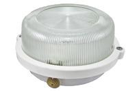 Светильник  (корпус с обручем без защитной решетки, белый) TDM