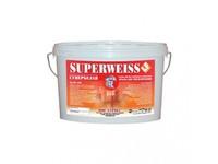 Краска SUPERWEISS супербелая (ВД-АК-203), 14 кг