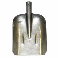 Лопата совковая рельсовая сталь 235*275 мм