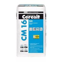Клей для плитки эластичный Ceresit CM 16, 25 кг