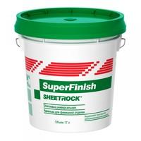 Шпатлевка универсальная Sheetrock SuperFinish, 28 кг