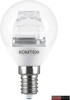 Светодиодная лампа Шар Е14 5Вт (белый)