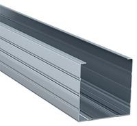 Профиль стоечный Эконом ПС 75х50, 0,38 мм, 3 м