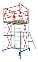 Вышка тура строительная ВСП-250/1.0, 6.4 м