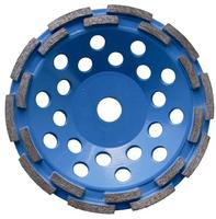 Алмазные чашки d125 сегмент синяя