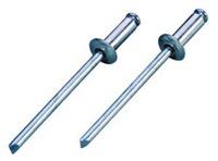 Заклепка (алюминий/сталь) 4.8x25 (250 шт.)