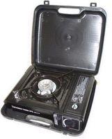 Плитка газовая в чемодане