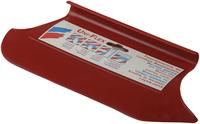 Шпатель прижимной универсальный для обоев пластик 4-в-1 280 мм
