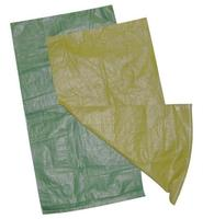 Мешок п/п зеленый 55Х95